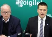 FOTOD JA VIDEO! Vaata, kuidas kulges valitsuse erakorraline koosolek