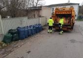 USINAD RIISUJAD: Pirita linnaosa valitsus viib ära 22 400 lehekotti