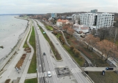 FOTOD JA VIDEO: Vana-Pirita tee sai värske ilme ja talitehnika ootab lumesadu