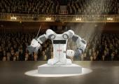 TalTechi ja ABB koostööleppe allkirjastab robot YuMi®