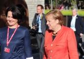 Merkel pärast Mayga kohtumist: Brexiti-lepet ei saa muuta