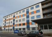 Sõpruse puiestee 5 hoone rekonstrueerimistööd kulgevad plaanipäraselt