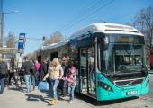 Bussiliinide nr 31, 53, 55, 56, 67 ja 68 sõiduplaanid muutuvad