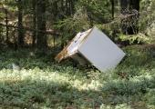 Keskkonnaamet koristas reformimata riigimaalt üle 150 tonni prügi