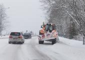 Liiklusjuhtimiskeskus: täna valitseb teedel libeduseoht!