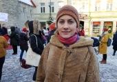 Oudekki Loone naiste marsil: perevägivallale pole mingit õigustust