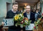 Bonnieri preemiat püüavad nelja väljaande ajakirjanikud