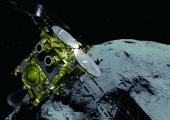 Jaapani kosmosesond maandus edukalt asteroidil