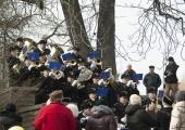 Täna kell 23.58 võtavad tallinlased kevade vastu Musumäel