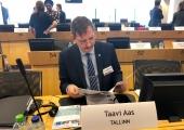 Taavi Aas: linnad ühendavad kodanikud ja Euroopa Liidu
