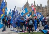 Suurbritannia määras europarlamendi valimiste kuupäevaks 23. mai