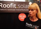 VIDEO! Eestis toodetud päikesepaneelid on samas ka kattematerjaliks