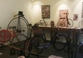 Nõmme muuseumis saab näha vanu jalgrattaid