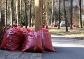 Esmaspäeval algab Nõmmel punaste lehekottide vedu