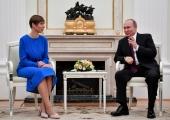 Kaljulaid kutsub Putini Tartusse
