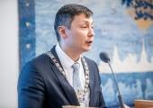 Linnapea Mihhail Kõlvarti esimene väliskülaline on Helsingi linnapea