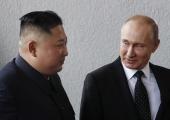 Putin ja Kim alustasid Vladivostokis esimest kahepoolset tippkohtumist