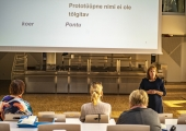 Tallinna päeva etteütluse järgmine ettevalmistav tund toimub 2. mail
