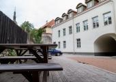 Koolidirektor: vanad hooned loovad lastes rahu
