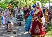 GALERII: Veneetsia karneval Löwenruh pargis