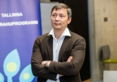 Linnapea osales Kasahstanis  majandusfoorumil