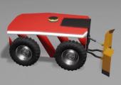 Varsti võib tänavatel näha lumekoristusroboteid