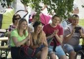 FOTOD! Lasnamäelastele tuli Baltimaade suurim tänavakunsti festival koju kätte