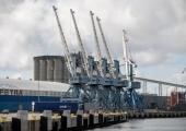 Muuga sadam saab uue puist- ja segalasti terminali
