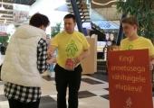 """Vähiravifondi """"Kingitud elu"""" laekus mais 180 000 eurot"""