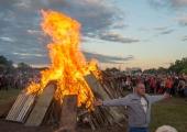 Tallinnas tähistatakse Võidupüha ja jaanikut eriilmeliste pidudega