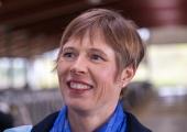 President Kaljulaid võidupühal: riigikaitse algab igaühest