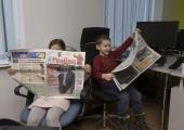 Ajaleht Pealinn jõuab postkastidesse homme