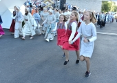 7000 mudilast said juubelipeol esimese laulupeokogemuse