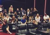 Ameerika filmimeeskond nautis privaatset filmiseanssi
