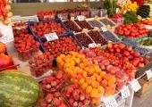 Värsked puu-, köögiviljad ja marjad on kõrgendatud tähelepanu all