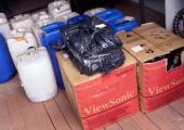 Maksuamet tabas ligi tuhat liitrit salaalkoholi