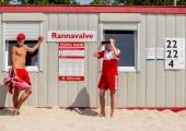 Soe ilm meelitas Pärnu randa üle 5000 inimese