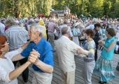 Kristiines tähistatakse taasiseseisvumispäeva suure rahvapeoga