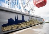 Tallinna Linnamuuseum avas vaaterattal Skywheel välinäituse Tallinna tornidest