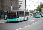 Muutus bussiliini nr 20A marsruut