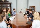 Peaminister Ratas arutas noortega kliimamuutuste vastu võitlemist