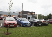 FOTOD JA VIDEO: Kiirabijaamas sai valmis töötajatele mõeldud uus parkla