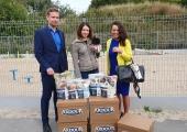 Paljassaare kodutud loomad said annetusena mitme nädala toidumoona