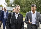 VIDEO JA GALERII! Mihhail Kõlvart: Ka Reidi tee terviserada aitab võidelda Läänemere puhtuse eest