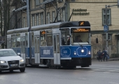 GALERII! Tallinna Linnatransport kutsus huvilisi Kopli trammidepoosse