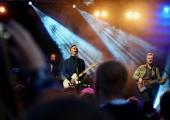 Idufirmasid fännav Tanel Padar andis eile Tehnopoli linnakus tasuta kontserdi