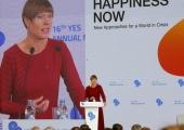 Kaljulaid Kiievis: Ukrainast võib saada uus edulugu
