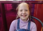Arina (8): sõidan palju jalgrattaga