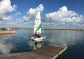 Haabersti kooliõpilased õpivad purjetamist ja veeohutust
