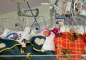 Ida-Tallinna Keskhaiglas sündisid aasta esimesed kolmikud